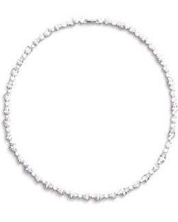 Ava Crystal Collar Necklace