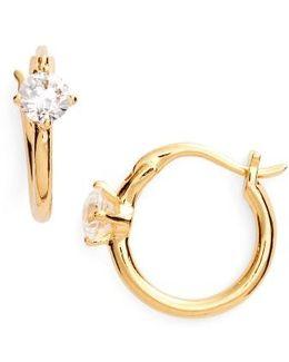 Jasmine Small Hoop Earrings
