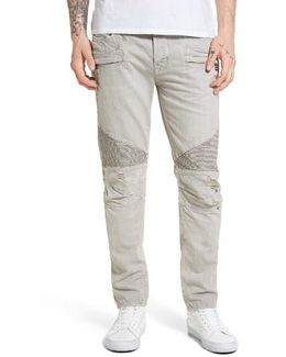 Blinder Biker Skinny Fit Jeans