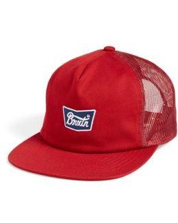 Stith Mesh Snapback Baseball Cap