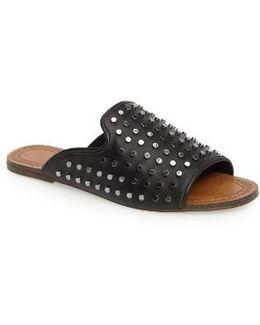 Kloe Studded Slide Sandal