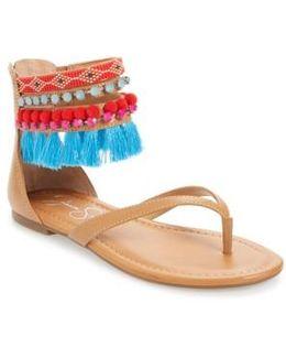 Raquelle Embellished Sandal