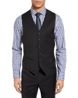 Jones Trim Fit Wool Vest