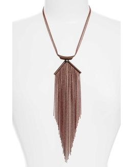 Lina Waterfall Necklace