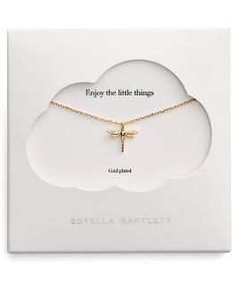 The Little Things Dragonfly Necklace