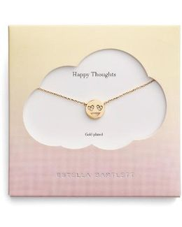 Happy Thoughts Emoji Necklace
