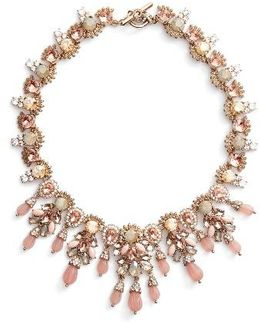 Sheer Bliss Collar Necklace