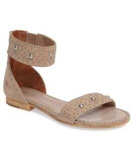 Carson Ankle Strap Sandal