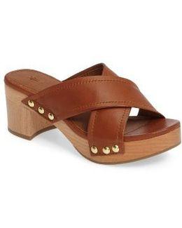 Fiona Platform Sandal