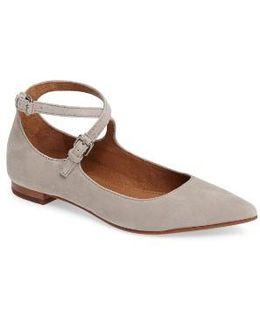 Sienna Cross Ballet Flat