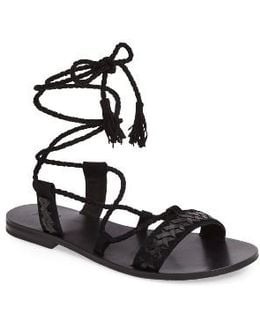 Ruth Lace-up Sandal