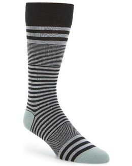 Skater Stripe Socks