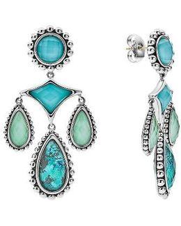 Maya Chandelier Earrings