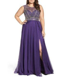 Embellished Ballgown