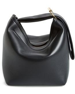 Tissue Pouch Leather Bag