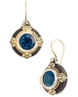 Nemesis Drop Earrings