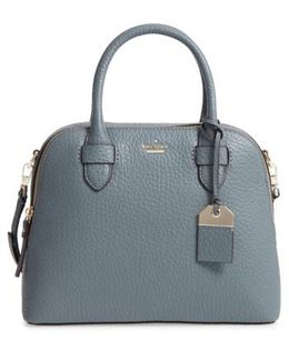 Carter Street - Small Ashleigh Leather Satchel