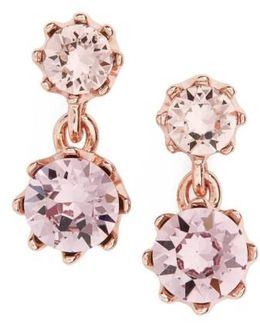 Ted Baker Conolle Crystal Drop Earrings