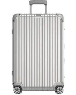 Topas 29-inch Sport Multiwheel Aluminum Packing Case - Metallic