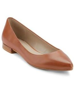 Kayla Pointy Toe Flat