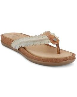 G.h. Bass And Co. Samantha Thong Sandal