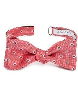 John W. Nordstrom Floral Silk Bow Tie