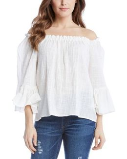 Convertible Off The Shoulder Top