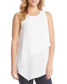 Asymmetrical Double Layer Top