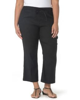 Jamie Wide Leg Crop Pants