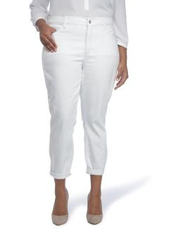 Alex Roll Cuff Ankle Pants