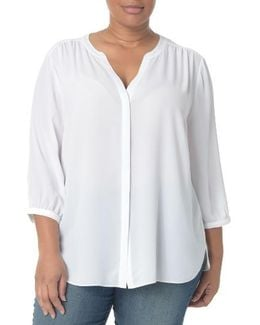 High/low Blouse
