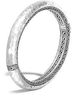 Classic Chain Hinged Bangle