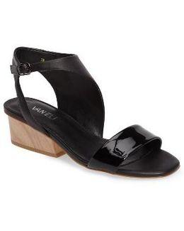 Cerelia Block Heel Sandal