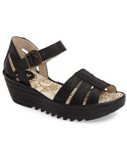 Rese Wedge Sandal