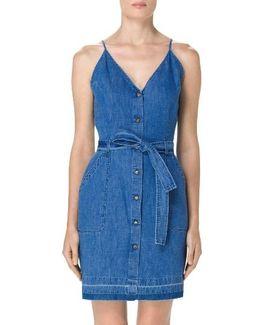 Carmela Denim Dress