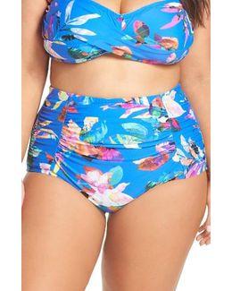 Havana High Waist Bikini Bottoms