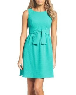 Cameron Fit & Flare Dress