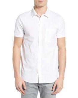 Slim Fit Hybrid Polo Shirt