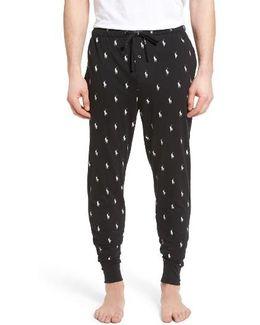 Knit Pony Lounge Pants