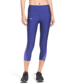 Fly By Heatgear Capris