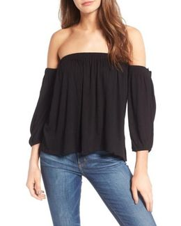 Gionna Off The Shoulder Top