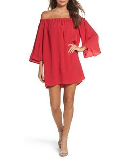 Polly Off The Shoulder Dress