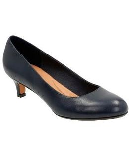 Clarks Heavenly Shine Pump
