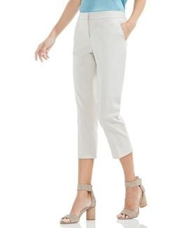 Stretch Crop Pants