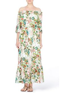 Hewett Off The Shoulder Maxi Dress