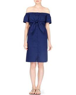 Mildred Off The Shoulder Dress