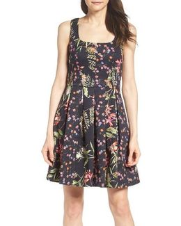 Bluhm & Botero Fit & Flare Dress