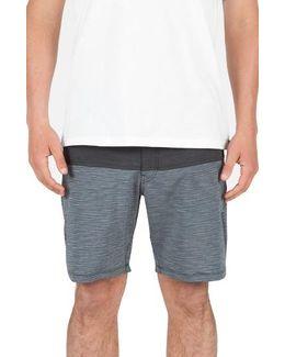 Block Hybrid Shorts