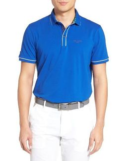 Playgo Piped Trim Golf Polo