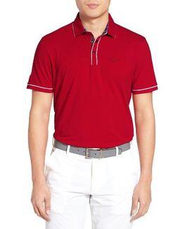 Playgo Piped Trim Golf Polo